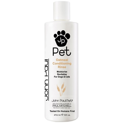 [해외] 존폴펫 오트밀 컨디셔닝 린스 (473 ml) John Paul Pet Oatmeal Conditioning Rinse (16 oz)