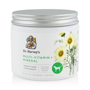 [해외]닥터하비스 멀티비타민(7 oz)Dr. Harvey's Herbal Multi Vitamin and Mineral Supplement for Dogs, 7 oz