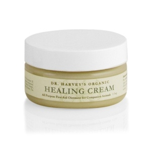 [해외]닥터하비스 유기농 힐링크림(1.5 oz)Dr. Harvey's Organic First Aid Healing Cream for Dogs, 1.5-Ounce Jar