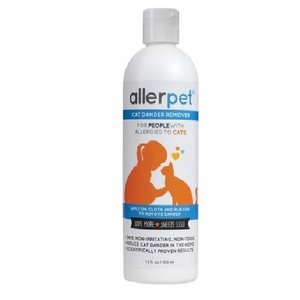 [해외]알러펫 고양이용(12 oz)Allerpet Cat Dander Remover (12 oz)